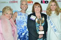 Rochelle Berliner named one of the Top 50 Women in Business by the Queens Courier
